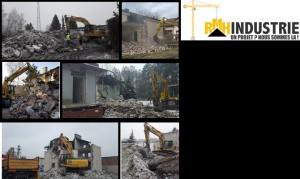 demolition de maison